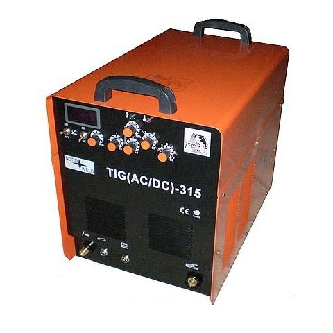 Аппарат аргоновой сварки TIG-315AC/DC