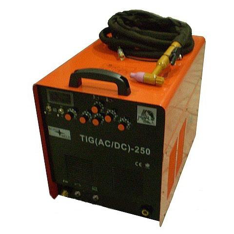 Аппарат аргоновой сварки TIG-250AC/DC
