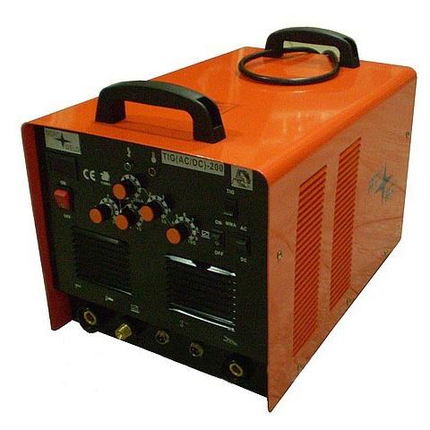 Аппарат аргоновой сварки TIG-200AC/DC