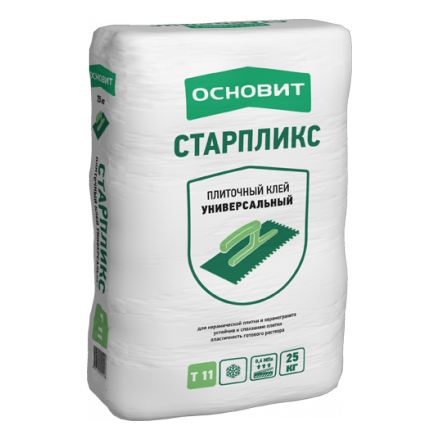 Плиточный клей Основит Старпликс Т-11 - 479