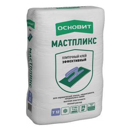 Плиточный клей Основит Мастпликс Т-12 - 480