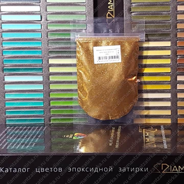 Металлизированная добавка Диамант 101 Красное золото, 66 гр.